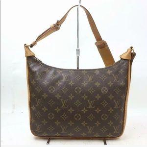 Authentic Louis Vuitton boulogne 30 old style